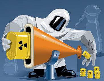 reciclaje de residuos nucleares