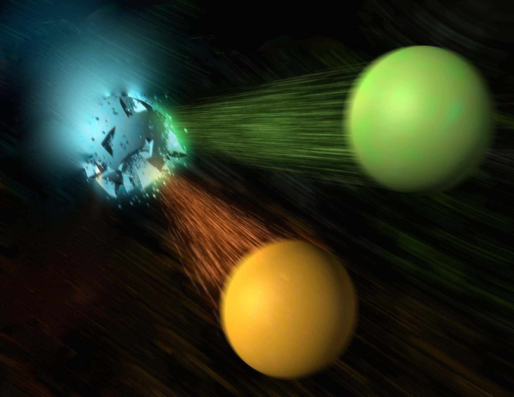 Desintegración del Protón
